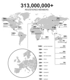 LinkedIn Global Membership August 5, 2014