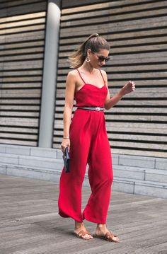 jumpsuits-for-women - Womens Fashion 2 Long Jumpsuits, Jumpsuits For Women, Playsuits, Salvatore Ferragamo, Romper Long Pants, Fashion Outfits, Womens Fashion, Fashion Trends, Jumpsuit With Sleeves