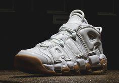 Nike Air More Uptempo 'White Gum' Scottie Pippen