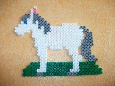 Perle Hama cheval cliquez sur la photo pour voir le modèle