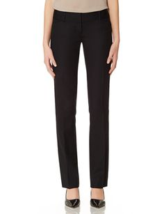 Drew Sateen Bootcut Pants - The Limited