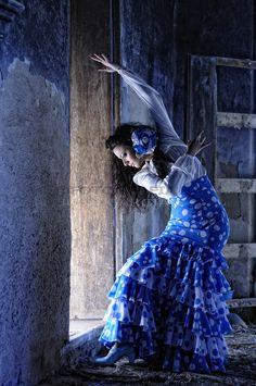 Mooie flamencojurk!