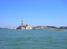 The Island of San Giorgio Maggiore, Venice, Italy.