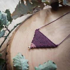Collar geometrico en