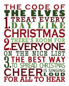 CHRISTMAS PRINTABLES!!!