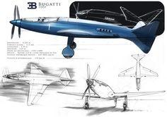 The Bugatti 100-P - TheGentlemanRacer.com