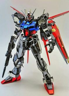 *droool.. all of these shiny metalic finish Gundam builds ive been seeing lately are amazing