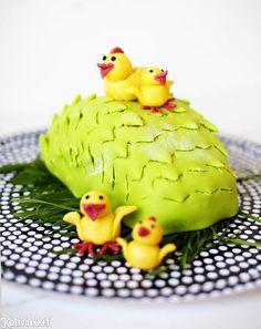 Pääsiäisleivonnaiset   Kotivinkki