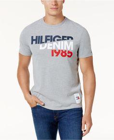 3167f41530 Tommy Hilfiger Men s Graphic-Print T-Shirt   Reviews - T-Shirts - Men -  Macy s