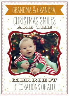 Christmas Smiles - Christmas Greeting Cards in Light Gray | Magnolia Press