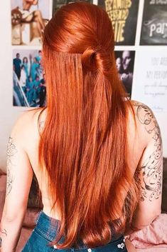 Find The Copper Hair Shade That Will Work For Your Image Red Hair copper red hair color Red Copper Hair Color, Ginger Hair Color, Hair Color Auburn, Cool Hair Color, Color Red, Hair Colors, Copper Hair Dye, Light Copper Hair, Light Red Hair
