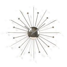 "18"" Starburst Wall Clock"