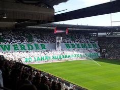 Famous for the wonders from the Weser-river is Werder Bremen
