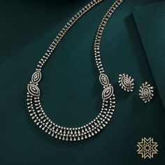 Manubhai Jewellers offers a wide selection of gold & diamond earrings, necklaces, rings, & bangles. Visit our store in Borivali to check out the latest jewellery designs. Diamond Earrings Indian, Diamond Necklace Simple, Diamond Jewelry, Silver Jewelry, Silver Ring, Gold Jewellery, Silver Earrings, Jewelry Rings, Indian Wedding Jewelry
