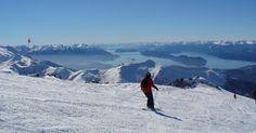 Pistas de esqui em Bariloche #argentina #viagem