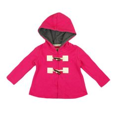 Kids Toggle Jacket from Mini Mioche
