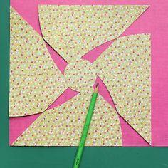 lesecond carton est plus facile à mettre en forme