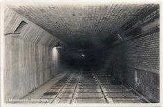Bouw Maastunnel - bewri