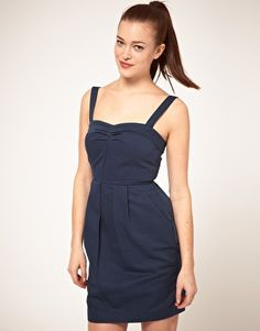 ASOS Tulip Dress with sweetheart neckline  C$63.96NOW C$44.77