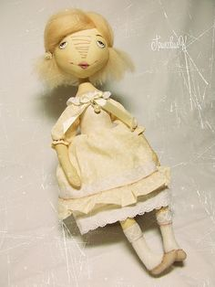 Primative Doll. Free pattern