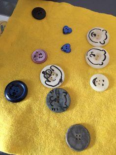 Knappelek buttons:) Slangsvold barnehage