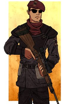 Craig Boone by Rusembell on DeviantArt Fallout New Vegas, Boone Fallout, Fallout Funny, Fallout Rpg, Fallout Fan Art, Fallout Concept Art, Fallout Cosplay, Fallout Game, Bioshock Cosplay