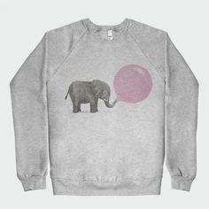 Jumbo Bubble Sweater