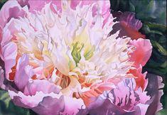 "Photo from album ""Marney Ward, цветы акварелью"" on Yandex. Watercolor Flowers, Watercolor Art, Watercolour Paintings, Arte Floral, Canadian Artists, Botanical Art, Belle Photo, Flower Art, Illustration"
