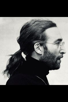 Possibly the coolest photo of John Lennon !