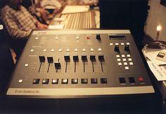 E-Mu SP1200 8bits Sampler
