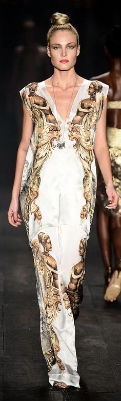 (São Paulo Fashion Week) Brazil Fashion Week 2013 ❥ Adriana Degreas http://daqali.com/fashion/566-adriana-degreas-2013-64-.html