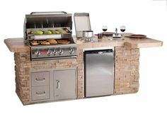 Hot Shots Hot Tubs and Spas - BBQ - Outdoor Island Kitchen  (http://www.hotshotsspas.com/products/bbq-outdoor-island-kitchen.html)