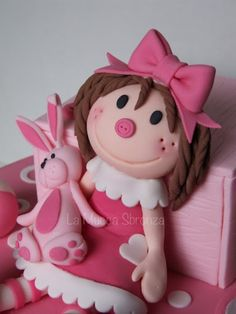 http://lamuccasbronza.blogspot.com  Doll Cake