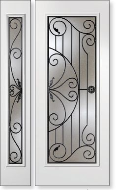 Grill Gate Design, Window Grill Design, Railing Design, Main Entrance Door Design, Door Gate Design, Wooden Door Design, Iron Front Door, Wood Front Doors, Wrought Iron Stairs