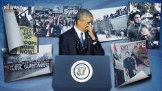 CNA: Obama... Una Despedida con más Pena que Gloria Barack Obama, Saying Goodbye