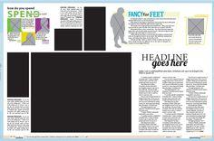 gird and mod layout