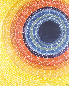 The Eclipse by Alma Thomas / American Art