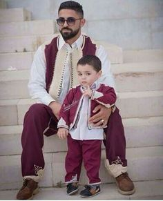 Beautiful libyan traditional dress