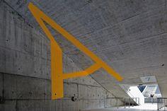 Eduardo Souto Moura, Braga Stadium , Signage. 2004 on Behance