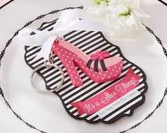 It's a Shoe Thing High Heel Luggage Tag Favours
