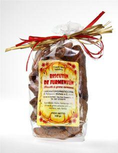 Biscutìn de furmentùn - Biscotti al grano saraceno