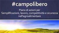 Con #campolibero il MIPAAF (@MipaafSocial) raccoglie #idee per l'#agroalimentare italiano