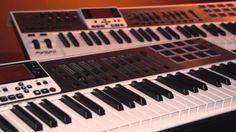 M-Audio Axiom AIR Series Keyboards