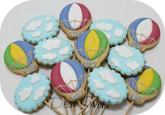 Dear Sweet: Volta ao mundo em Balões! { Traveling around the world in Baloons!!}