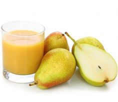 Ginger Pear Juice.  Awesome Energy & Immunity Booster!