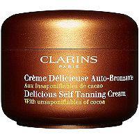 Clarins - Delicious Self Tanning Cream