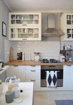 kuchnia, wnętrza, inspiracje, skandynawskie wnętrza, kitchen, dekoracje…
