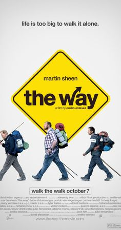 """Directed by Emilio Estevez.  With Martin Sheen, Emilio Estevez, Deborah Kara Unger, Yorick van Wageningen. A father heads overseas to recover the body of his estranged son who died while traveling the """"El camino de Santiago,"""" and decides to take the pilgrimage himself."""