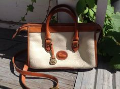 1970's Dooney & Bourke All Weather Leather by FollowVintage, $55.00