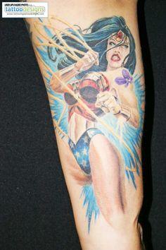 Higher Resolution Wonder Woman Healed